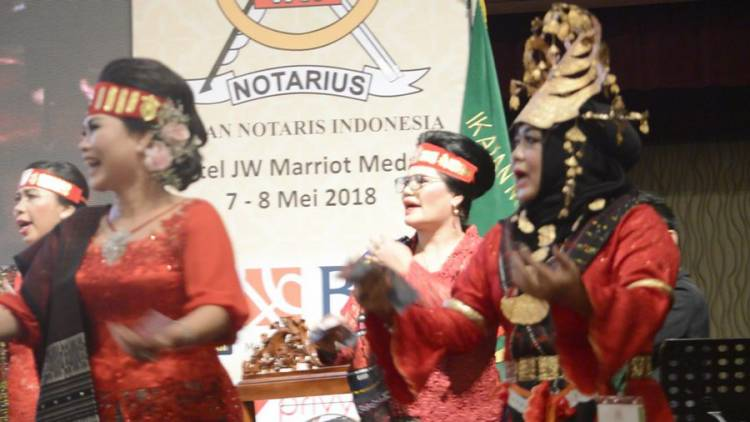 Ikatan Notaris Indonesia Mulai Himpun Data-Data Notaris se-Indonesia